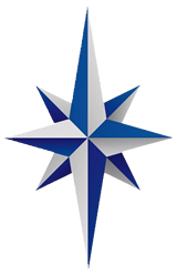 North Star Icon, linking to home page.